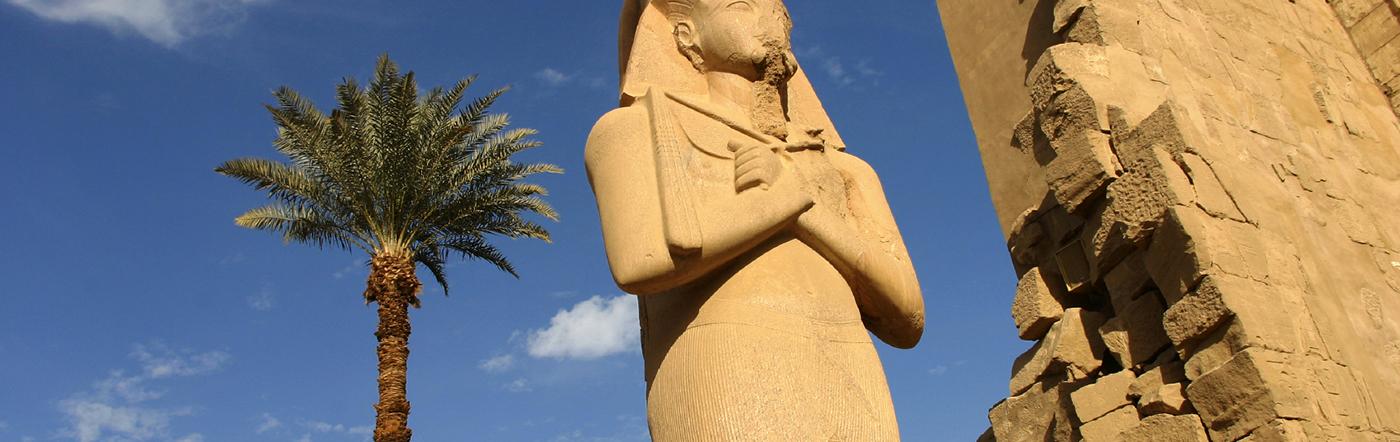 Egypt - Luxor hotels