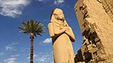 Egipt - Liczba hoteli Luksor