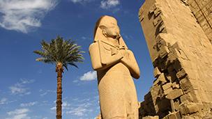Egito - Hotéis Luxor
