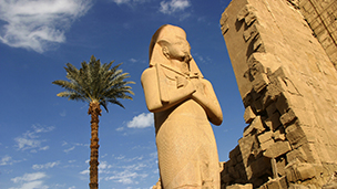 Mesir - Hotel LUXOR