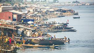 Benin - Hotell Cotonou