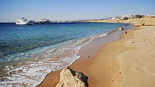 Egipt - Liczba hoteli Szarm El Szejk
