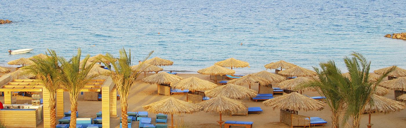 Egipt - Liczba hoteli Hurgada