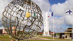 Franska Guyana - Hotell Kourou