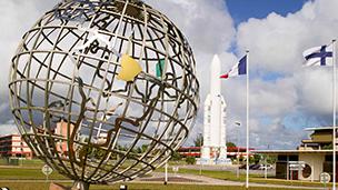 Guyana Prancis - Hotel KOUROU