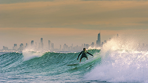 Australia - Liczba hoteli Surfers Paradise