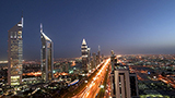 Emirats Arabes Unis - Hôtels Dubaï
