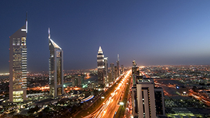 阿拉伯联合酋长国 - 迪拜酒店