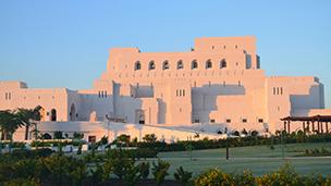Oman - Liczba hoteli Muskat