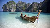 Tajlandia - Liczba hoteli Phuket