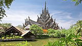 Tajlandia - Liczba hoteli Pattaya