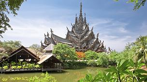Thailand - Hotell Pattaya