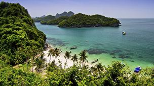 タイ - サムイ島 ホテル