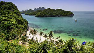 Thaïlande - Hôtels Ko Samui