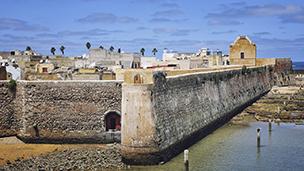 モロッコ - エルジャディダ ホテル