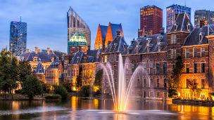 Países Baixos - Hotéis Haia