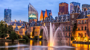 Países Bajos - Hoteles La Haya