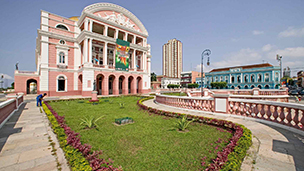 Brasil - Hoteles Manaus