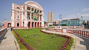 Brazylia - Liczba hoteli Manaus