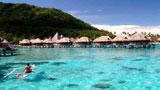 Polinezja Francuska - Liczba hoteli Moorea