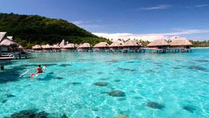 Французская Полинезия - отелей Муреа