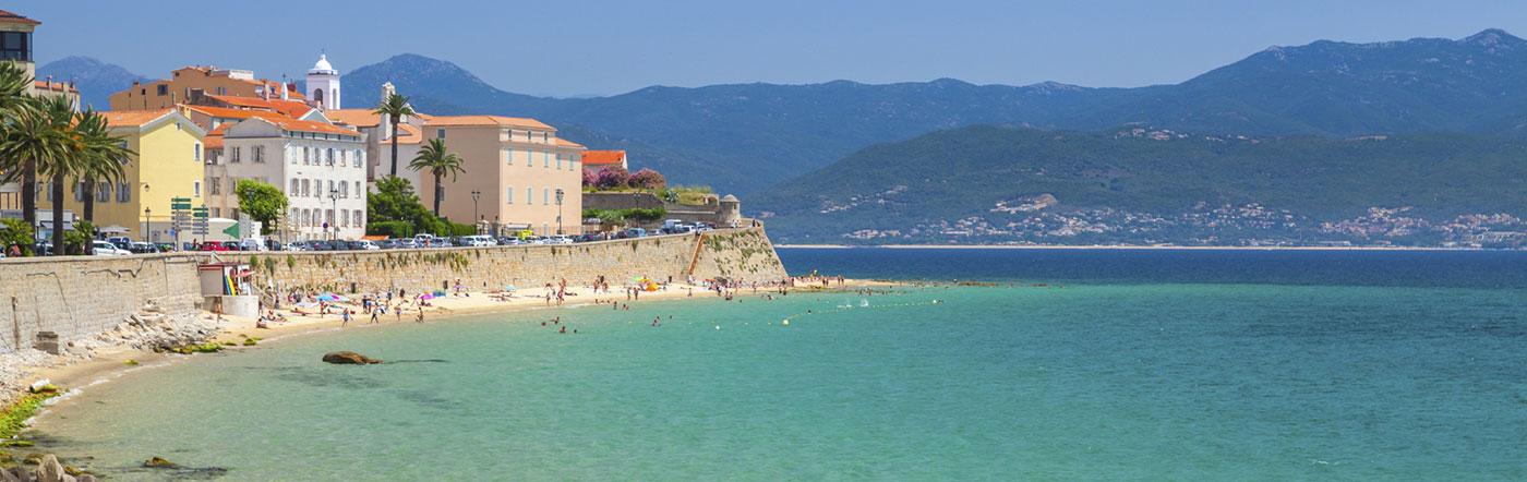 Francia - Hoteles Ajaccio