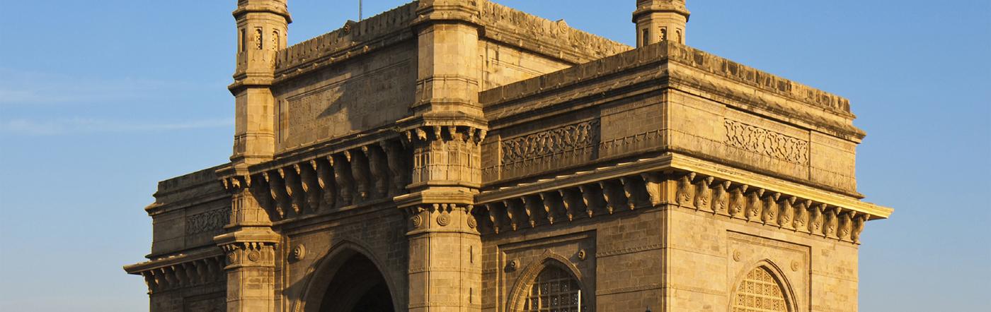 Indie - Liczba hoteli Mumbaj (daw. Bombaj)