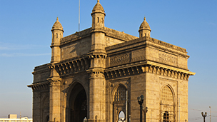 Indie - Liczba hoteli Mumbaj (daw Bombaj)