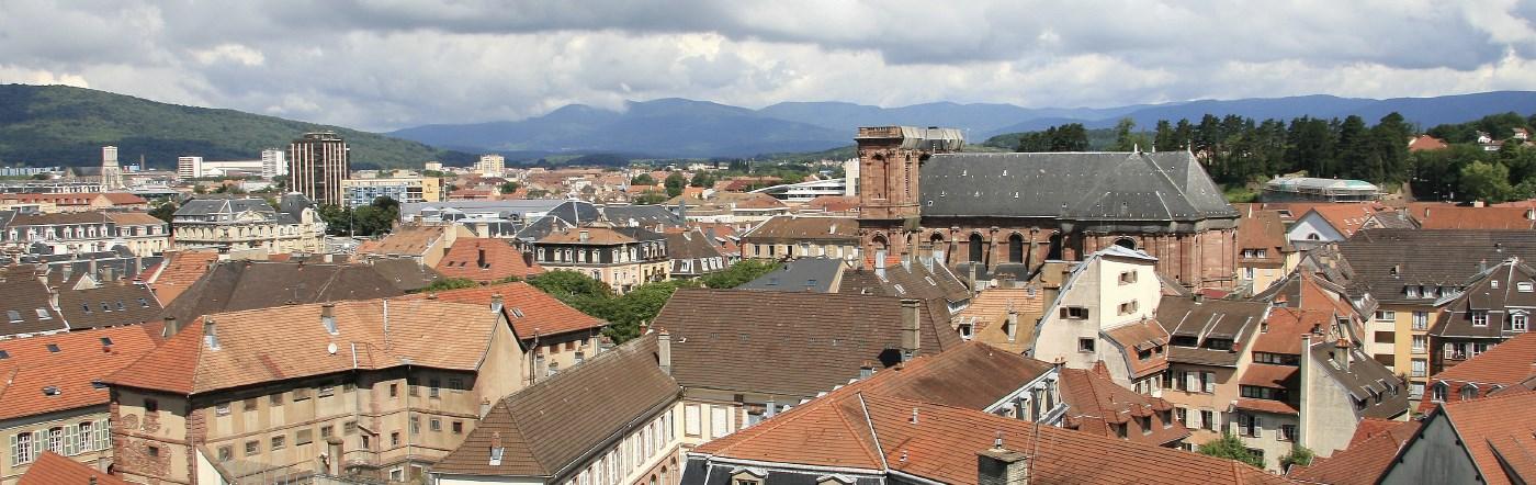 Fransa - Danjoutin Oteller