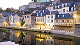 Luxemburg - Hotell Canach