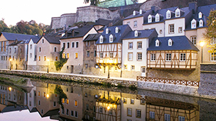 Luxemburg - Hotels Canach