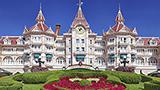 Francja - Liczba hoteli Marne La Vallée