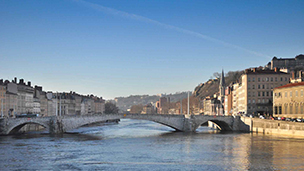 Frankrike - Hotell Bron