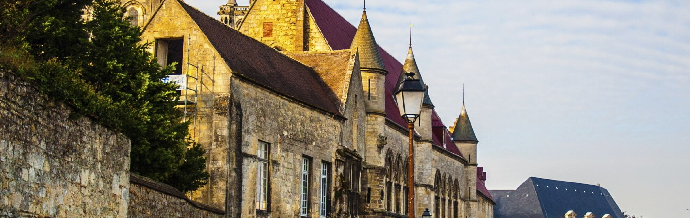 Frankrike - Hotell Chamouille