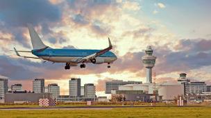 Holandia - Liczba hoteli Schiphol