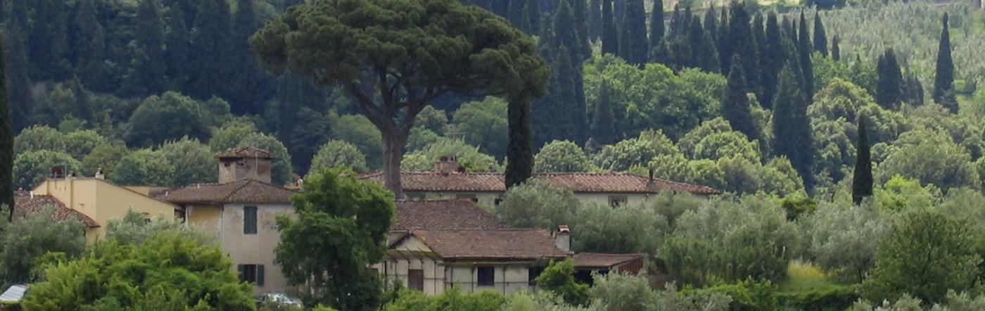 Włochy - Liczba hoteli Sesto Fiorentino Osmannoro