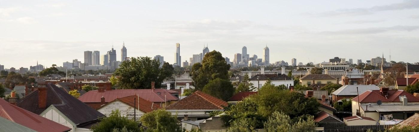 Australia - Liczba hoteli Fawkner
