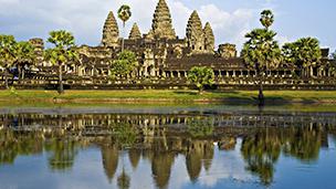 Kambodża - Liczba hoteli Angkor
