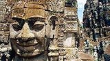カンボジア - シエムリアプ ホテル