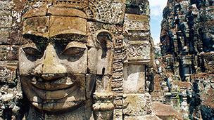 Kambodja - Hotell Siem Reap