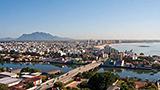 Brazylia - Liczba hoteli Vitoria