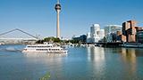 Niemcy - Liczba hoteli Essen