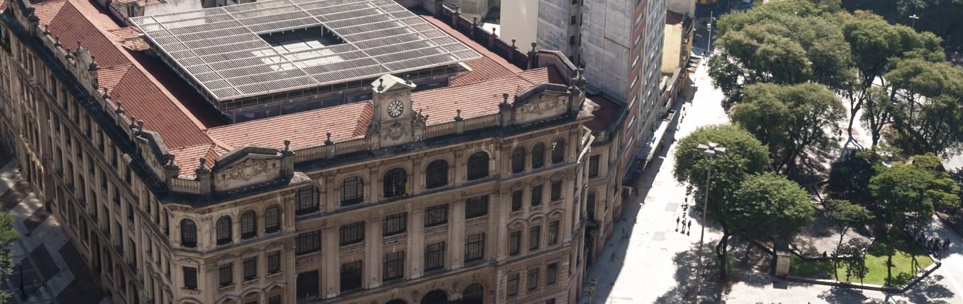 Brasilien - Hotell Guaratinguetá