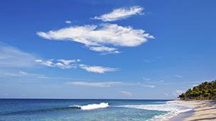 Indonesien - Hotell Lombok