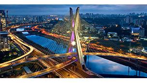 Brazylia - Liczba hoteli Guarulhos