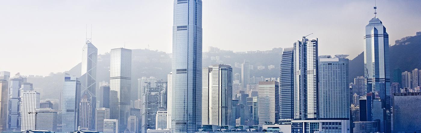 China - Hoteles Hong Kong