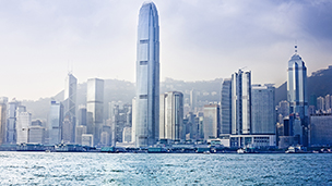 Chine - Hôtels Hong Kong
