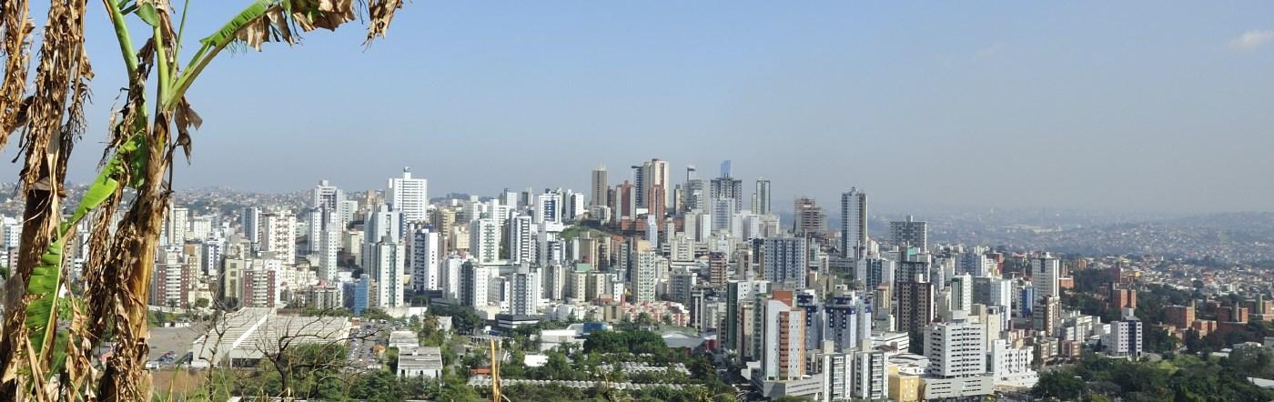 Brazylia - Liczba hoteli Nova Lima
