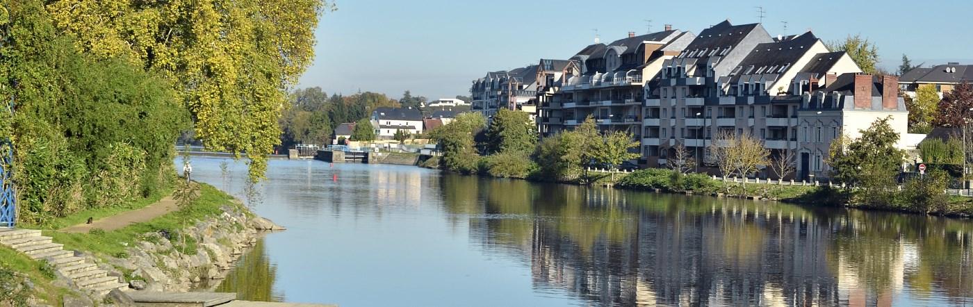 Frankreich - Changé Hotels
