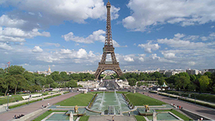 Франция - отелей Аньер-сюр-Сен